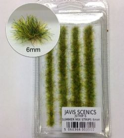 Static Grass Strips 6mm